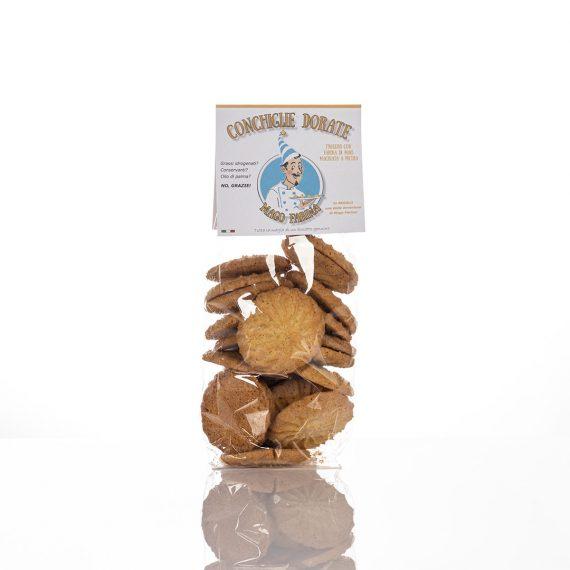 Mago-farina-biscotti-versilia-Conchiglie-dorate