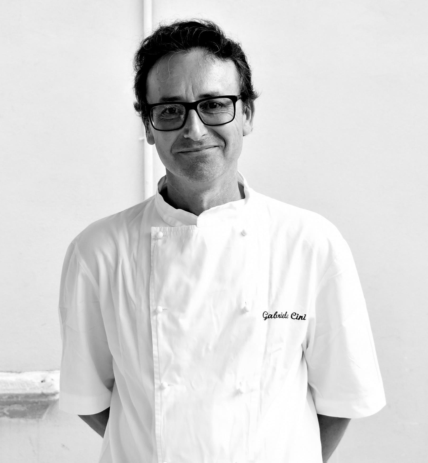 Gabriele Cini chef
